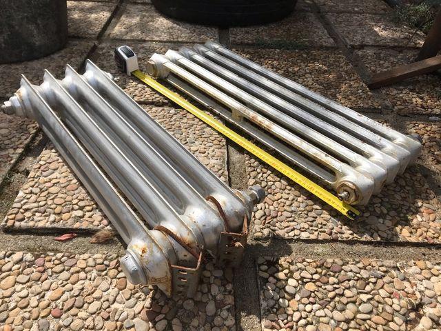 Radiadores hierro forjado