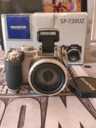 Cámara de fotos Olympus SP-720UZ