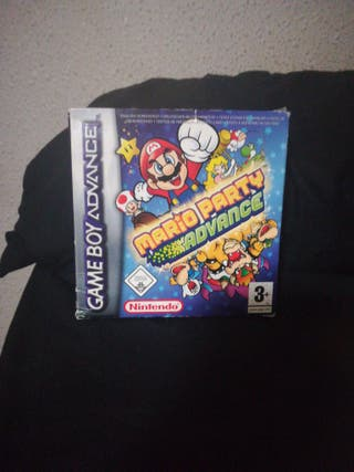 JUEGO PARA ADVANCE MARIO PARTY ADVANCE COMPLETO