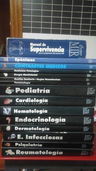 temario medicina MIR ed.asturias