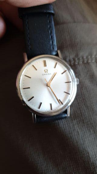 Reloj Omega de cuerda años 60 todo original