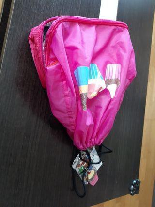bolsa para merienda y poner otras cosas - NUEVA