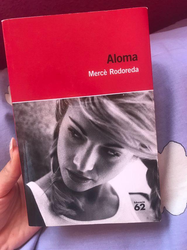 Libro Aloma Mercè Rodadera