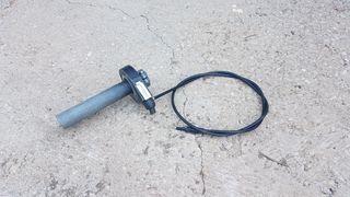 puño de gas rapido para motos clasicas