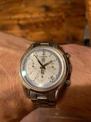 Reloj TAG HEUER Carrera Ref.CV2110 - HOMBRE 2004