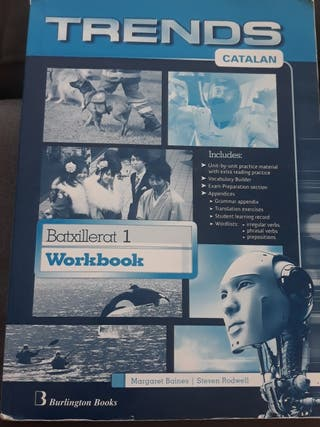 Trends Libro Inglés Workbook