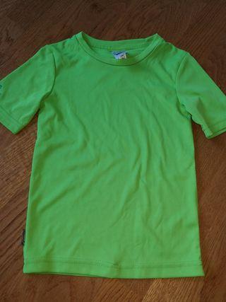 camiseta de niño protector solar talla 4