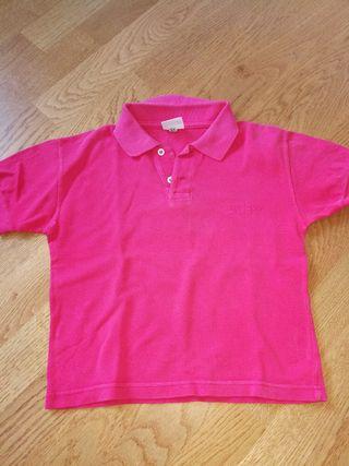 camiseta manga corta niño talla 4