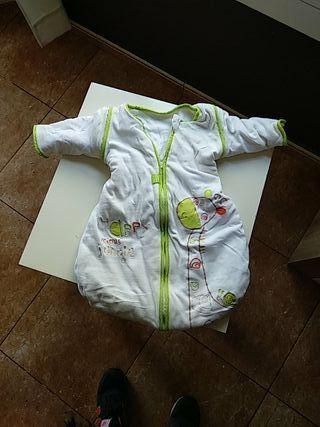 Pijama manta bebé