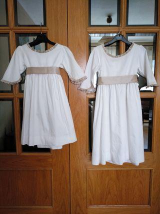 Vestidos de Ceremonia o Comunión Paloma Enseñat