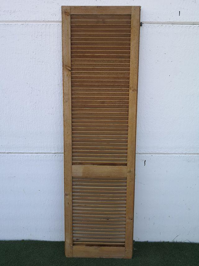 Puerta mallorquina antigua