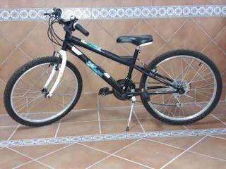 Bicicleta alevín/cadete