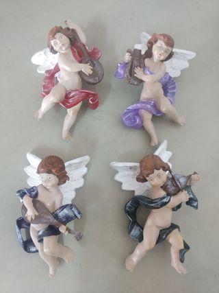 4 Figuras de ángeles