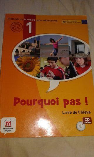 Pourquoi pas! Libro de francés