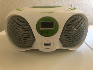 Reproductor CD de Imaginarium
