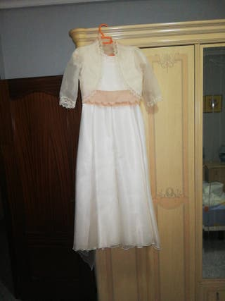 Vestido de comunion,