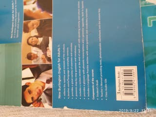 Libro inglés para adultos 1
