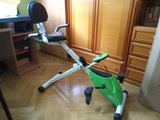 Bicicleta estática. Folding Seat Bike