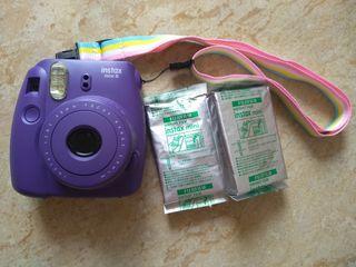 Cámara fotos Instax mini 8 Fujifilm