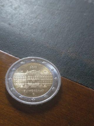 2 euros conmemorativos Bundesrat