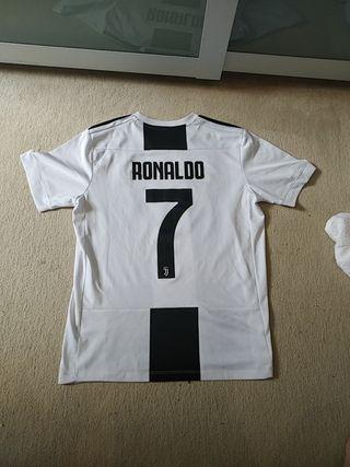 Camiseta Cristiano Ronaldo juventus de turin