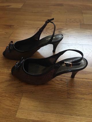 Zapatos tacón marca Fosco