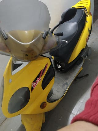 scooter 125 5000km
