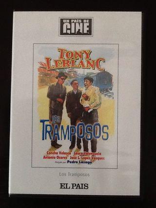 """Dvd """"Los tramposos"""""""