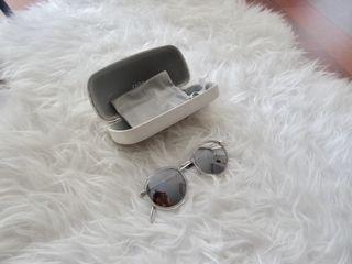Gafas redondas espejo zara