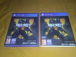 black ops 4 -ps4