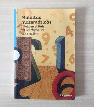 Libro malditas matemáticas