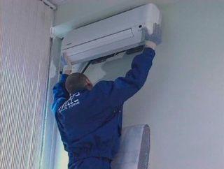 instalación aire y reparación
