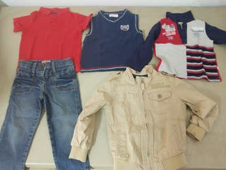 Lote de ropa niño talla 24 meses