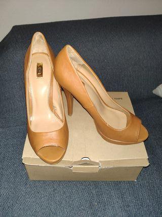 zapatos y boso