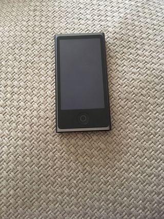 Ipod nano negro 16GB