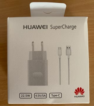 Huawei original súper Cargador rápido Tipo C