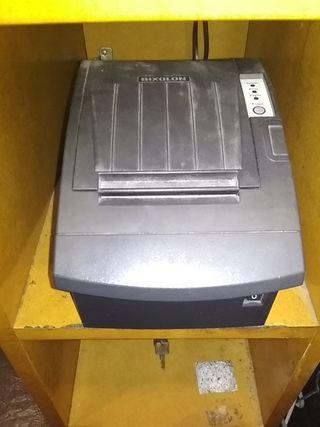 impresora tickets Bixolon, usb