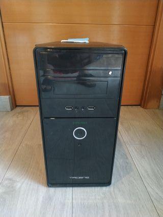 Q9400 8gb 120gb ssd listo para usar