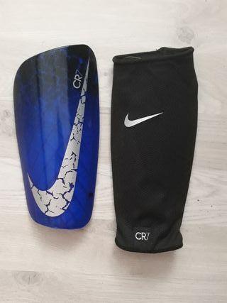 Espinilleras Nike de Cr7