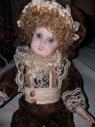 Muñecas de porcelana de Ramón Inglés