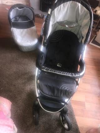 3 in 1 pram (Great condition)