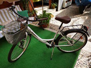Bajada de precio! Bicicleta de paseo