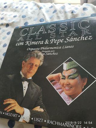 KIMERA & PEPE SANCHEZ - CLASSIC ALL STAR - DISCO P