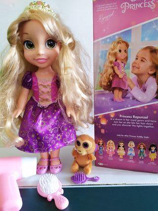 Rapunzel.Princesas Disney