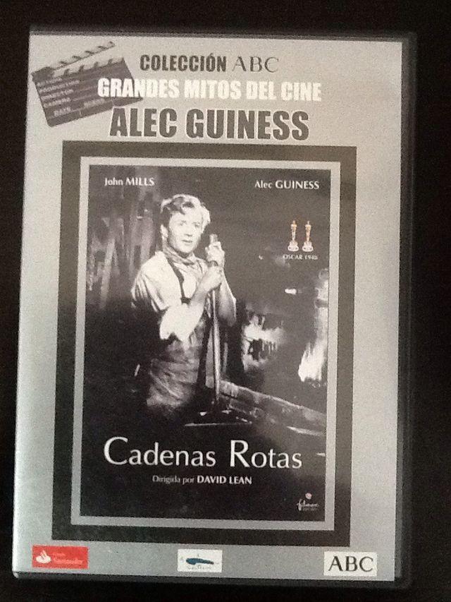 """Dvd """"Cadenas rotas"""""""