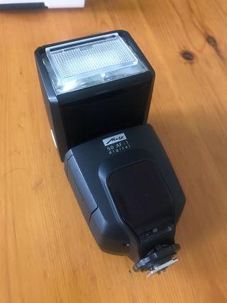 Flash para Canon AF-1, Metz 50