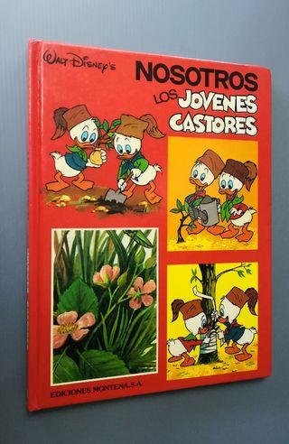 Disney 1984.. JÓVENES CASTORES, N°2