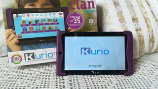 Tablet Clan Kurio Tab 2