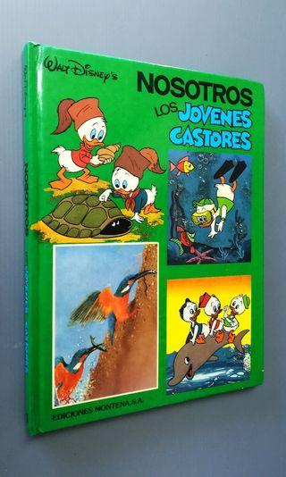Disney 1984.. JÓVENES CASTORES, N°3