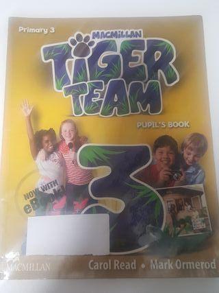 Macmillan Tiger Team 3 3 primaria